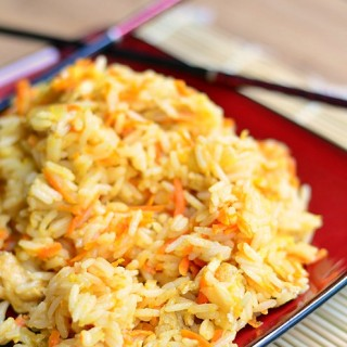 Khao Pad (Thai Fried Rice)
