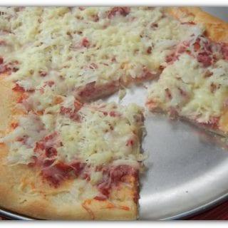 """COPYCAT FEATURE – Reuben Pizza from """"In The Loop"""""""