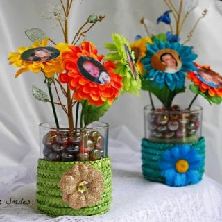 Photo Flowers For Moms