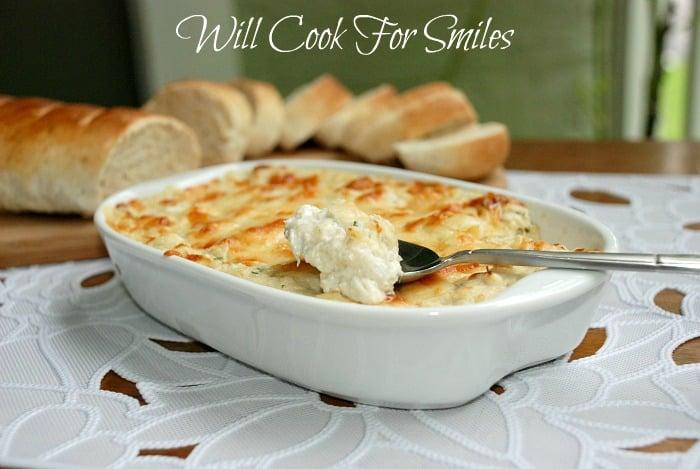 recipe: crabmeat and cream cheese dip [18]