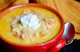 Homemade-Enchilada-Soup-2-from-willcookforsmiles.com-soup-chicken