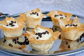 Easy Cannoli Cups 3