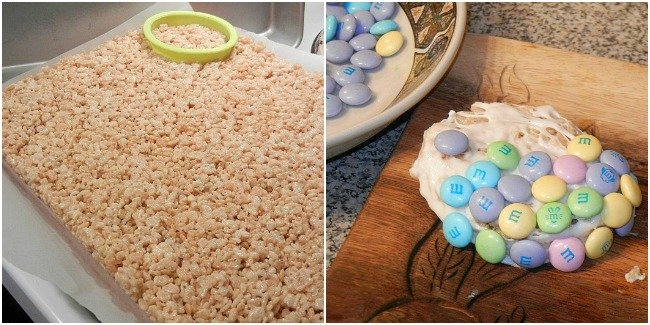 M&M_Rice_Krispie_Easter_Eggs_Collage