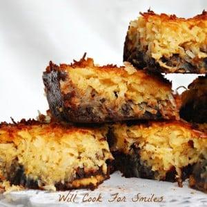Macaroon Brownies 2 edited