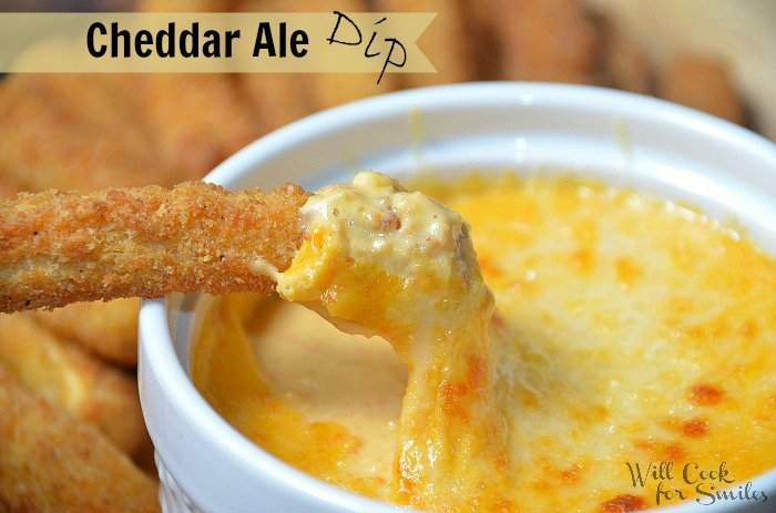 beer bread beer cheese pin it cheddar bacon ale dip beer and cheddar ...