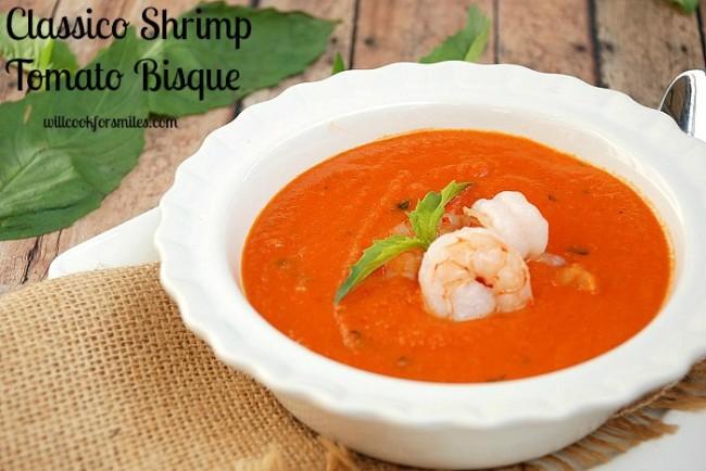 Classico Shrimp Tomato Bisque 2 ed