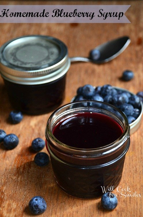 Homemade- Blueberry-Syrup ed