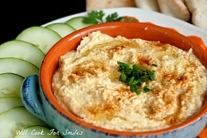 Homemade Hummus 4 edited