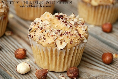 Nutty Maple Muffins 4ed