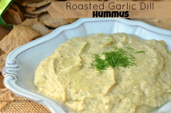 Roasted-Garlic-Dill-Hummus ed