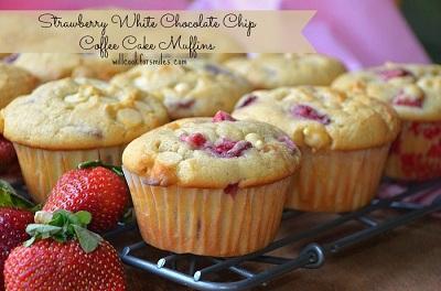 Strawberry-White-Chocolate-Chip-Coffee-Cake-Muffins