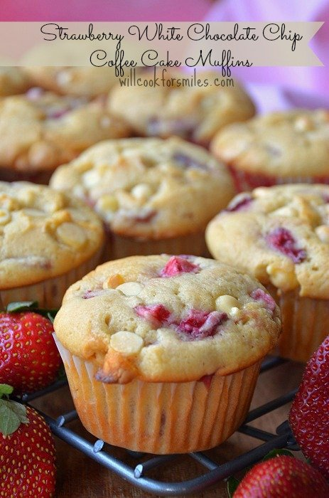 Strawberry-White-Chocolate-Chip-Coffee-Cake-Muffins 4ed