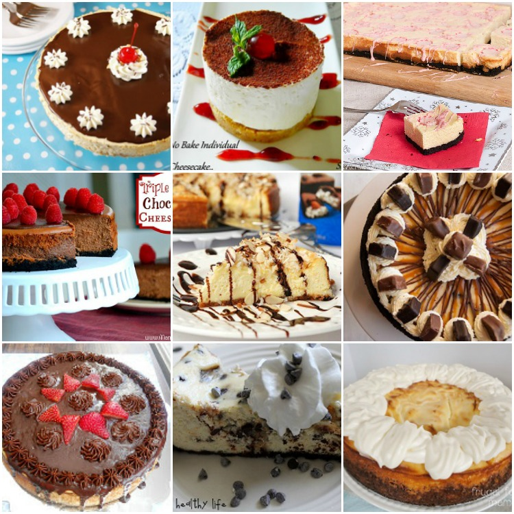 Cheesecake Collage 1