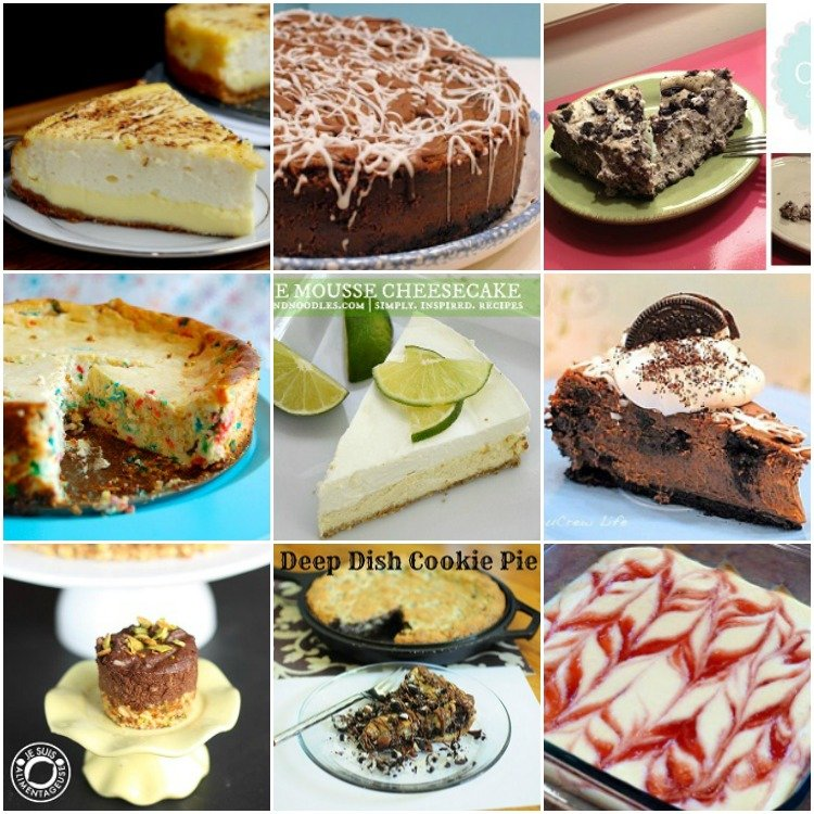 Cheesecake Collage 2