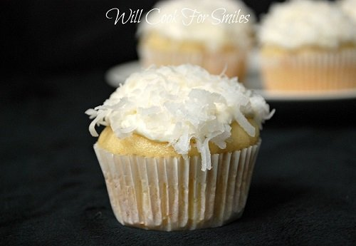 Coconut Cupcakes 4 edited