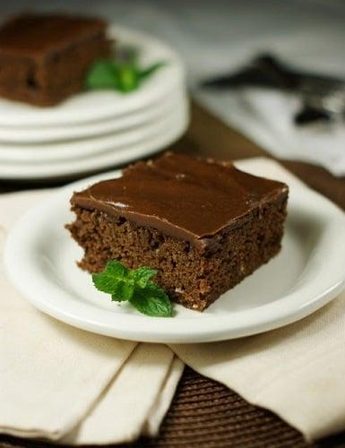 Hersheys Chocolate Syrup Cake 11