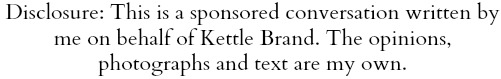 Kettle disclosure
