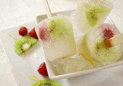 Kiwi Sangria Popsicles 2