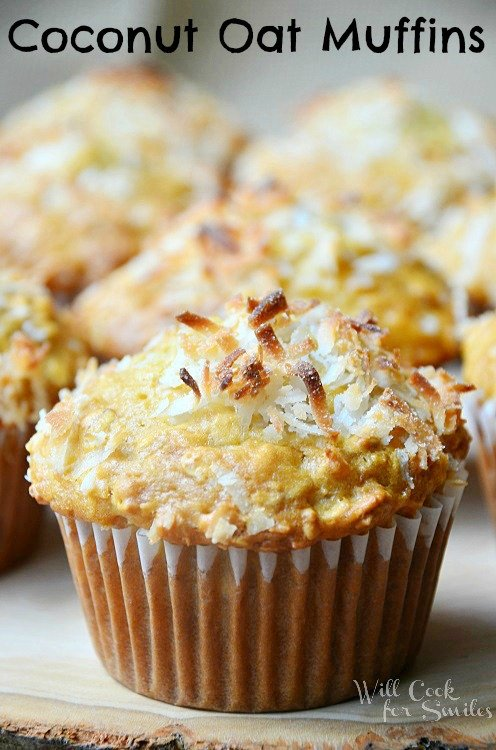 Maple Bacon Streusel Muffins - Will Cook For Smiles