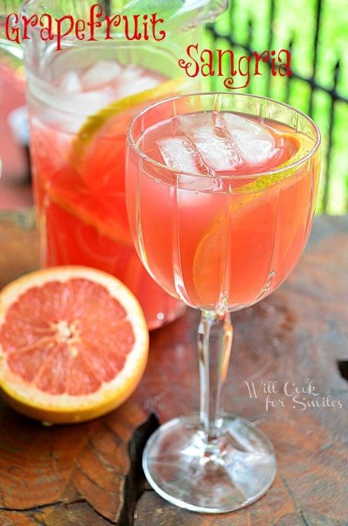 Grapefruit-Sangria 2 willcookforsmiles.com