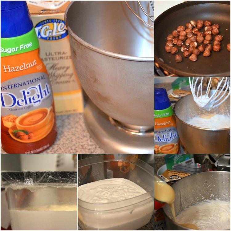 Hazelnut-Homemade-Ice-Cream-Collage