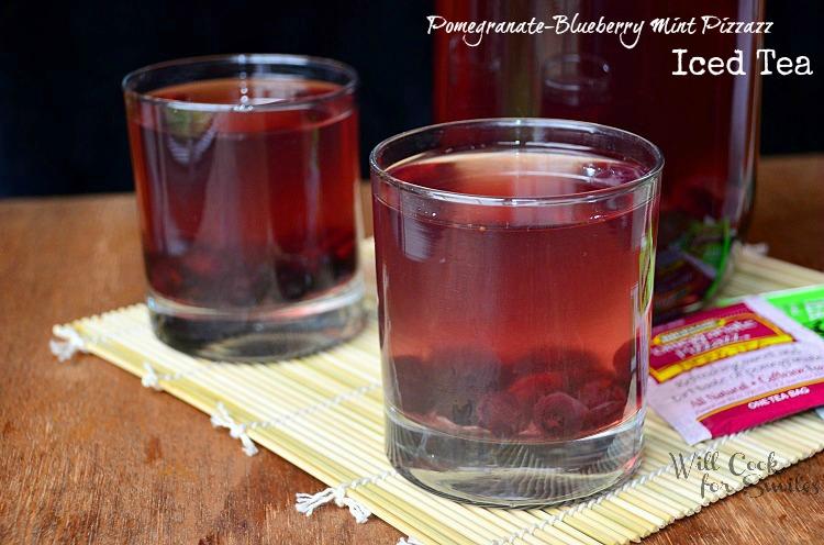 Pomegranate-Blueberry-Mint-Pizzazz-Tea willcookforsmiles.com
