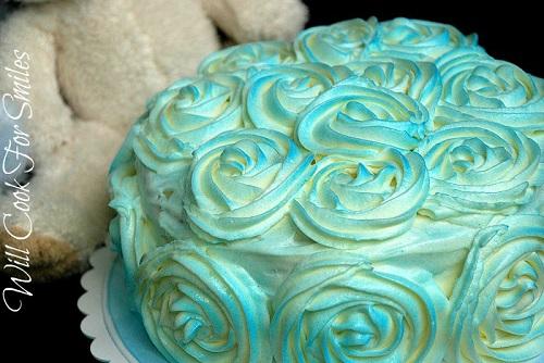 Rose Cake 4ed