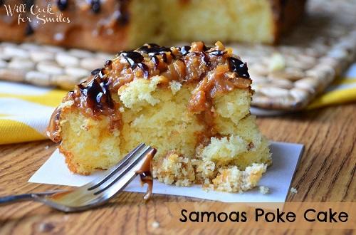 Samoas-Poke-Cake-1-willcookforsmiles.com_
