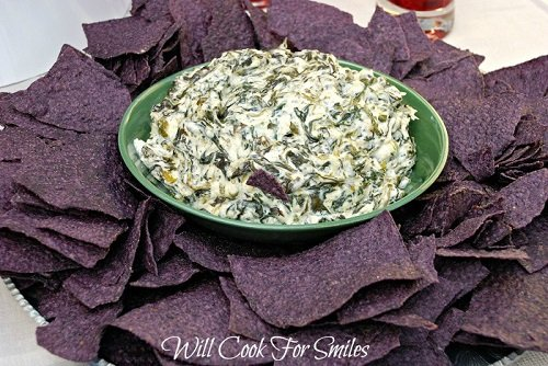 Creamy Parmesan Spinach Dip Recipes — Dishmaps