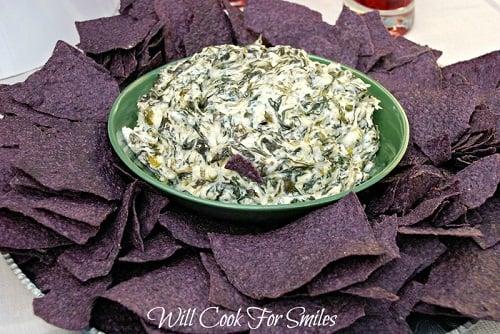 Spinach Parmesan Dip 2 ed