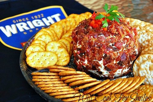 Wright Bacon Covered Cheese Ball 2