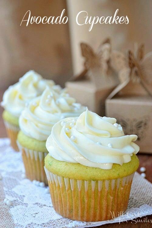 Avocado-Cupcakes 3 willcookforsmiles.com