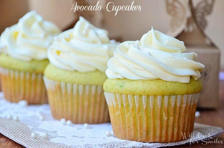 Avocado-Cupcakes 4 willcookforsmiles.com