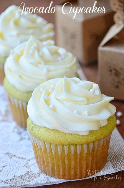 Avocado-Cupcakes willcookforsmiles.com