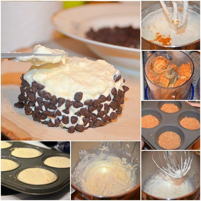 Cannoli-Cheesecake- Collage