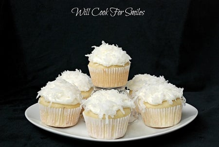Coconut Cupcakes edited