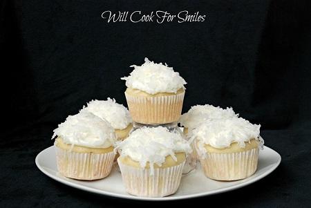 Coconut Cupcakes edited