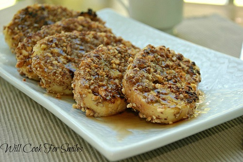 Pecan Crusted French Toast 3 ed