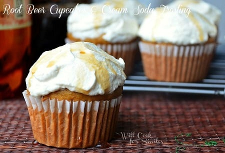 Root-Beer-Cupcakes-With-Cream-Soda-Frosting-3-willcookforsmiles.com_