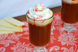 White Chocolate Raspberry Dessert Coffee
