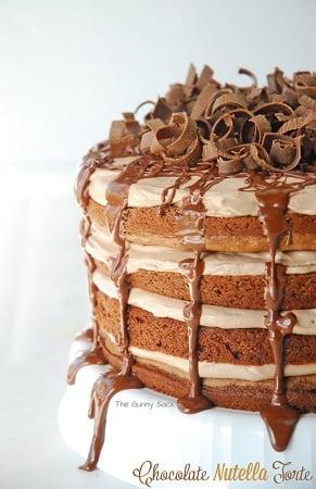 Chocolate_Nutella_Torte