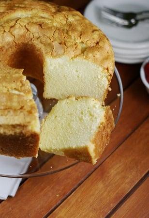 Classic Southern Pound Cake