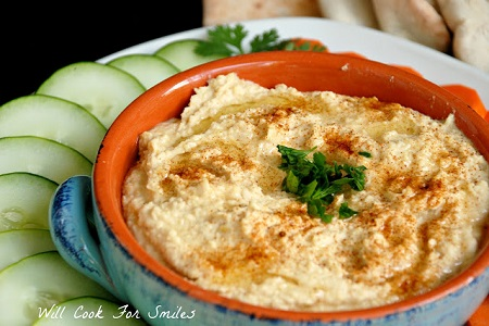 Homemade Hummus 4 edited