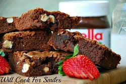 Nutella Brownies 1 ed