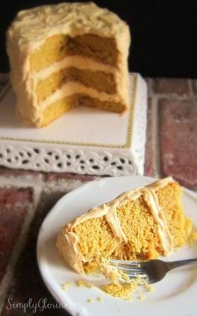 Peanut-Butter-Cake
