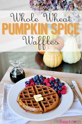 Whole-Wheat-Pumpkin-Spice-Waffles-Dairy-Free-by-Five-Heart-Home_700pxTitle
