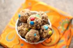 monster cookie dough bites 7