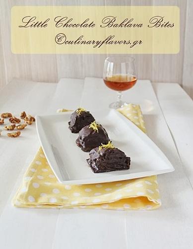 Chocolate Baklava 4a