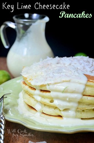 Key-Lime-Cheesecake-Pancakes-1-willcookforsmiles.com_