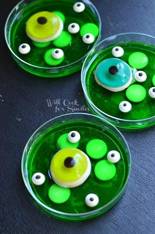 Monster Bash with JELL-O Jigglers 7 © willcookforsmiles.com #halloween #monster #jello